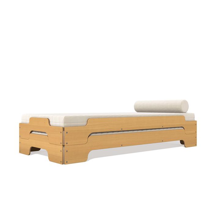 stapelliege rolf heide m ller m belwerkst tten kinku. Black Bedroom Furniture Sets. Home Design Ideas