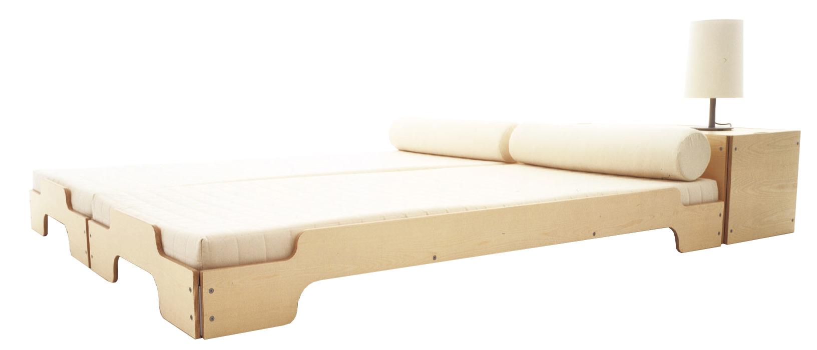stapelliege m ller m belwerkst tten rolf heide ahorn. Black Bedroom Furniture Sets. Home Design Ideas